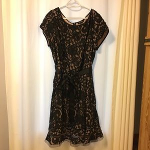 Lace Evening Party Dress NWT